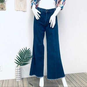 Vintage | High Rise Bell Bottom Flair Jeans